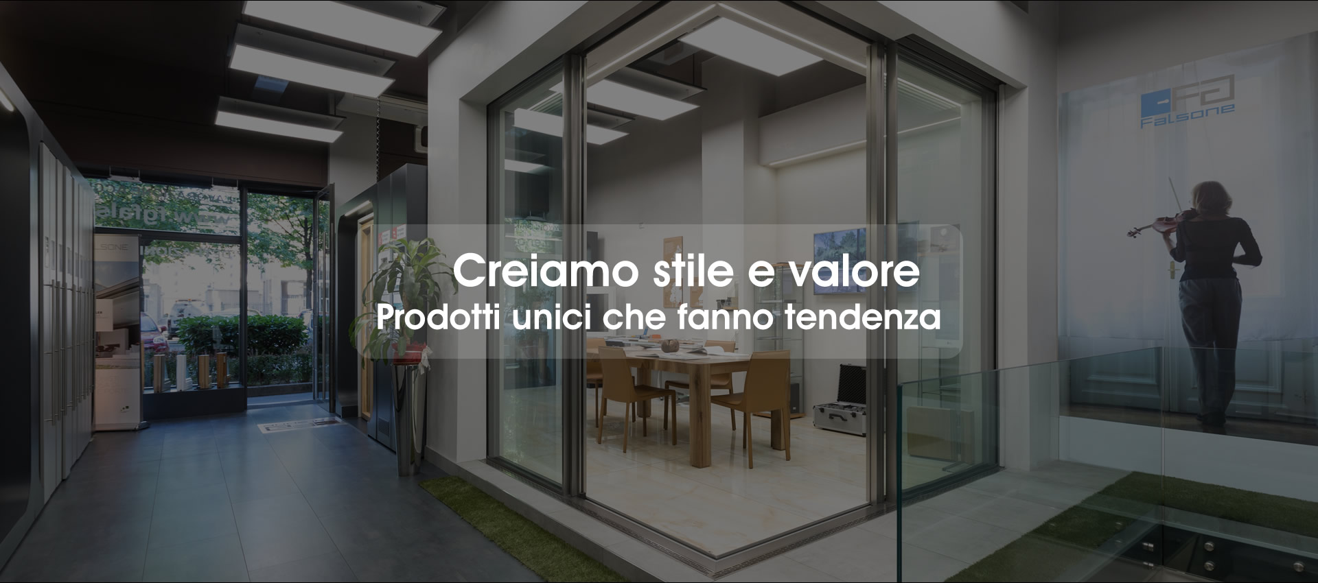Immagine showroom FG Falsone